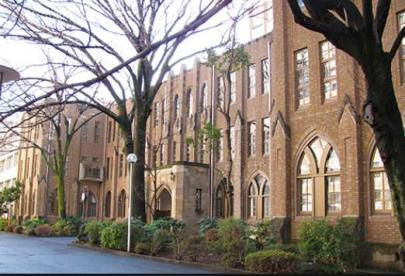 私立学習院中学・高校の画像1