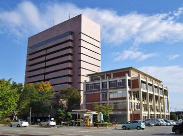 前橋市役所の画像1