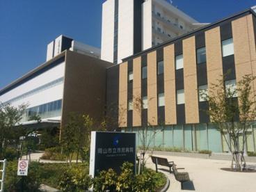 岡山市立岡山市民病院の画像2