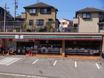セブンーイレブン神戸若葉台3丁目店の画像2