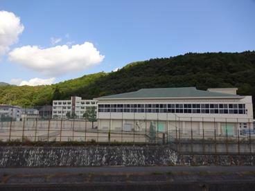 神戸市立山田中学校の画像3