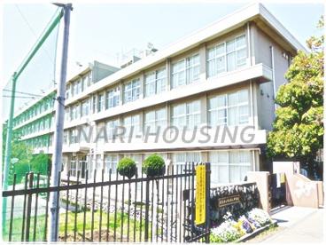 武蔵村山市立小中一貫校村山学園第二中学校の画像1
