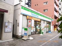 ファミリーマート 豊島駒込店