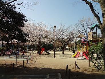 区立荏原南公園の画像1