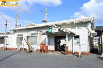 本納駅の画像1