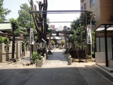 小野照崎神社の画像1