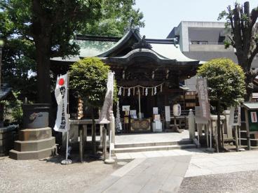 小野照崎神社の画像2