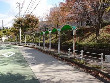 神戸市バス「桂木1丁目」の画像1