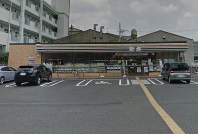 セブン−イレブン 大阪加美北6丁目店の画像1