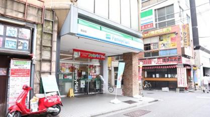 ファミリーマート鶯谷店の画像1