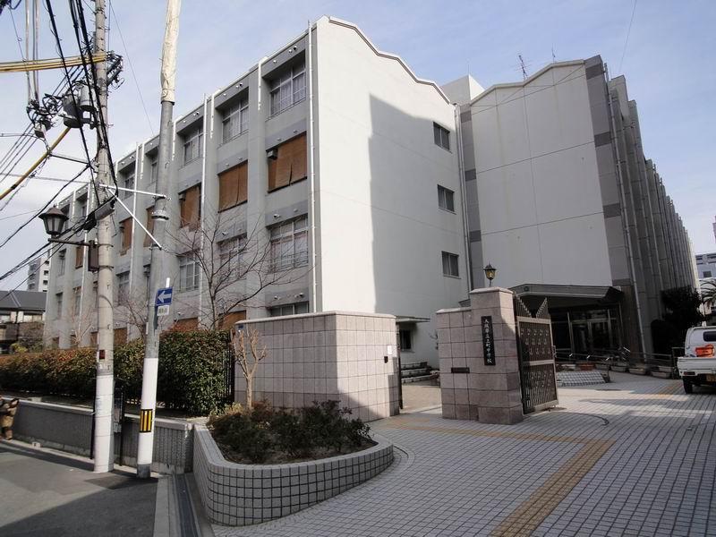 上町 中学校