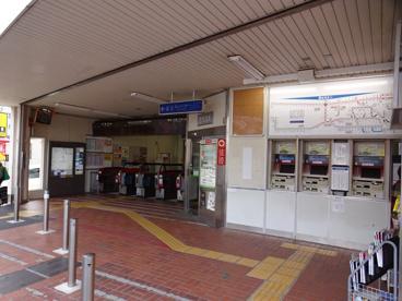 鈴蘭台駅の画像2