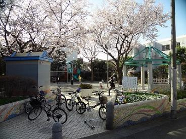 区立江戸見坂公園の画像1