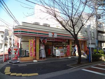 セブンイレブン西小山桜並木通り店の画像1