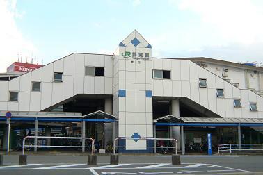 JR総武本線都賀駅の画像1