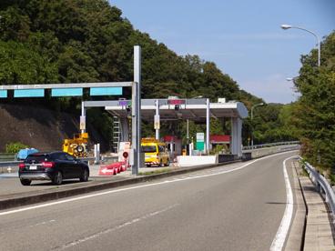 阪神高速「藍那」ICの画像1