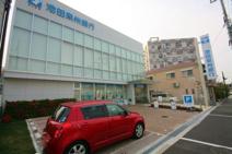 池田泉州銀行 津久野支店