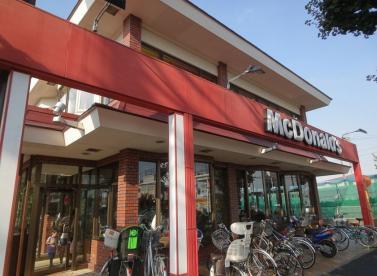 マクドナルド 東八道路野崎店の画像1