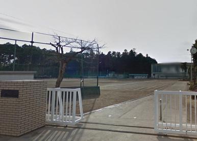 所沢市立小手指中学校の画像1
