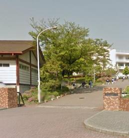 所沢市立上山口中学校の画像1