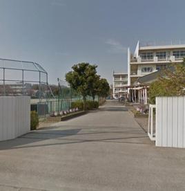 所沢市立狭山ヶ丘中学校の画像1
