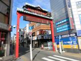 高幡不動駅前商店街