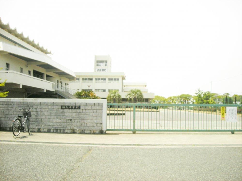 稲美中学校の画像