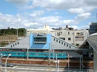 JR朝霧駅の画像