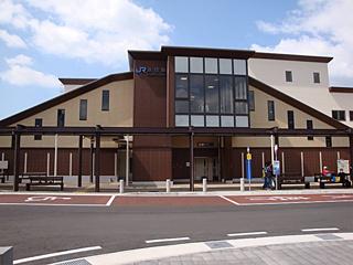 JR魚住駅の画像