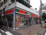 サンクス 台東松が谷店