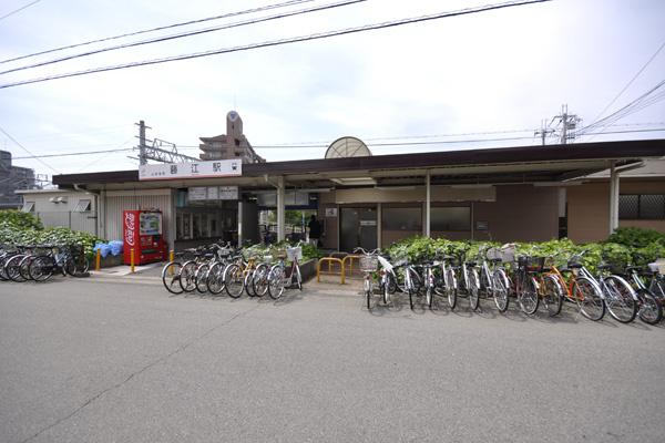 山電藤江駅の画像