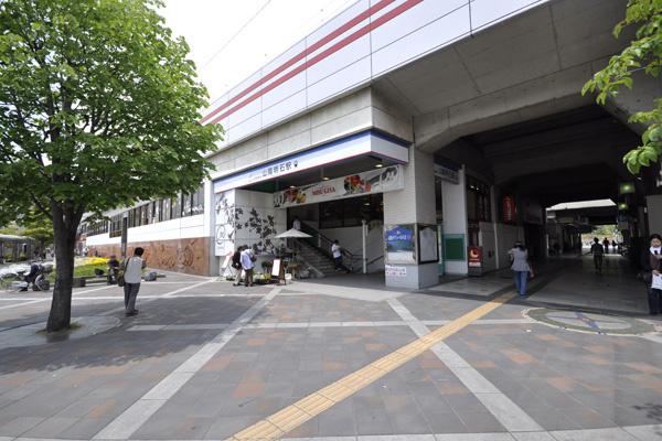 山電明石駅の画像