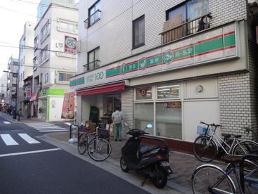 ローソンストア100 西浅草店の画像1
