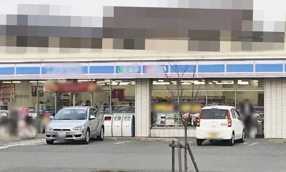 ローソン 大久保駅北口の画像