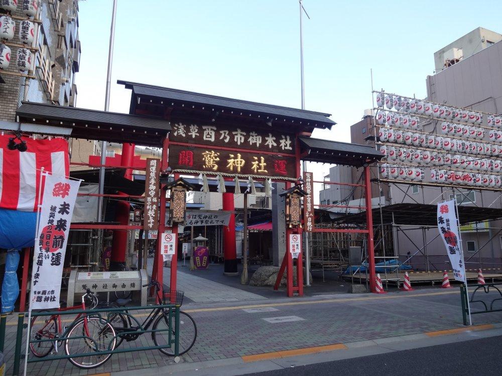 鳳神社の画像