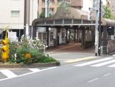 都電荒川線 早稲田駅