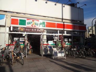 サンクス 東上野4丁目店の画像1