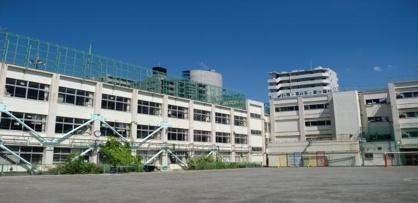 品川区立鈴ヶ森中学校の画像1