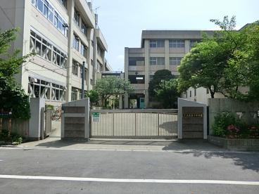 大田区立大森第十中学校の画像1