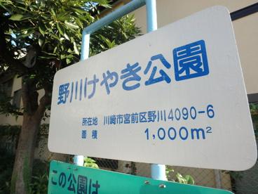 野川けやき公園の画像3