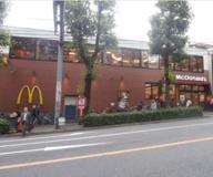 マクドナルド白山駅前店