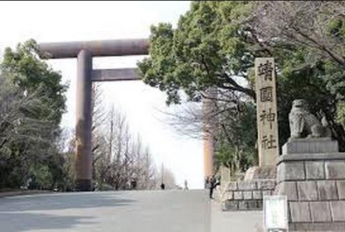 靖国神社の画像
