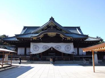 靖国神社の画像2