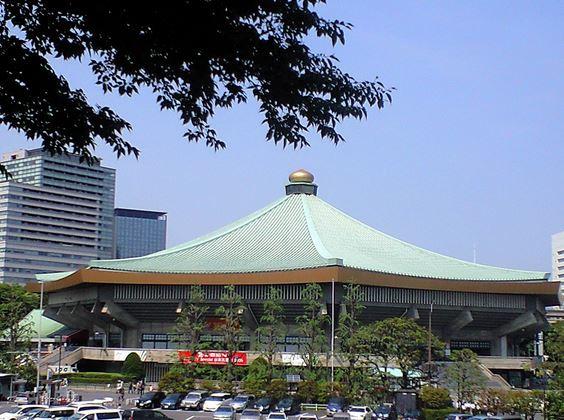 日本武道館の画像