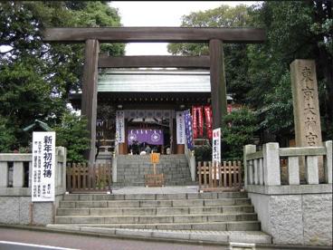 東京大神宮の画像1