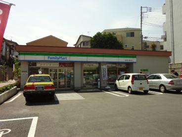 ファミリーマート品川桐ケ谷通り店の画像1