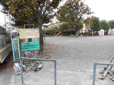 上小田中北公園の画像1