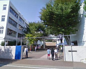 田柄高校の画像1
