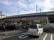 セブンイレブン西小路丸太町店