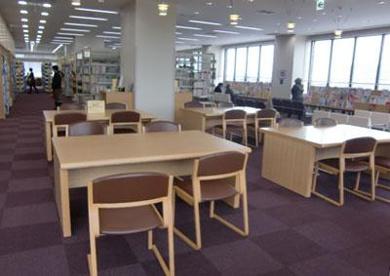 大橋図書館の画像1